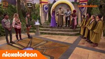 L'école des Chevaliers | Le dortoir des Phénix | Nickelodeon France