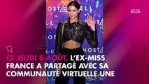 Malika Ménard sexy en bikini : La jolie miss fait grimper la température sur Instagram