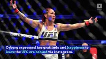 Cris Cyborg Excited for Future After Leaving UFC