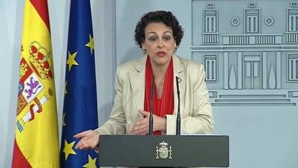 Magdalena Valerio admite que los sindicatos quieren un Gobierno de izquierdas