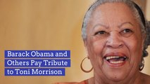 The Loss Of Toni Morrison Is Felt Everywhere