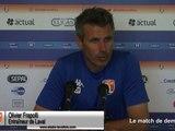 (J02) Boulogne vs Laval, avant-match avec O.Frapolli