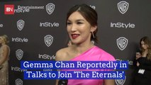 Gemma Chan's Possible Extended Marvel Role