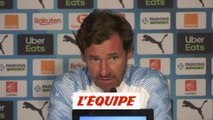 Villas-Boas fait le point avant Reims - Foot - L1 - OM