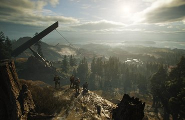 A equipe de Ghost Recon Breakpoint criou um universo próprio no jogo