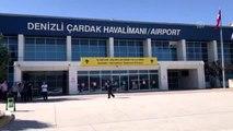 Bozkurttaki deprem Çardak Havalimanında hasara yol açtı