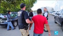 Nearly 700 immigrants detained in largest US raid in a decade