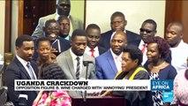 Uganda crackdown charges mounted against Bobi Wine analysis by Grainne Harrington