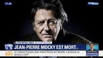 """Mort de Jean-Pierre Mocky: pour Jean-Michel Ribes, c'était """"un oxygénateur du cinéma et de la culture"""""""