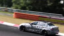 New BMW M3 2020, caught in the Green Hell
