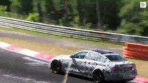 El BMW M3 2020 ha sido pillado en el Green Hell