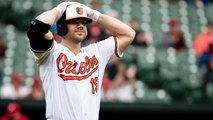 Orioles Chris Davis Held Back From Going After Manager in Dugout Dustup