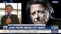 """Mort de Jean-Pierre Mocky: pour Jack Lang, """"c'est un homme qui a été en permanence en irruption contre une certaine bien-pensance"""""""