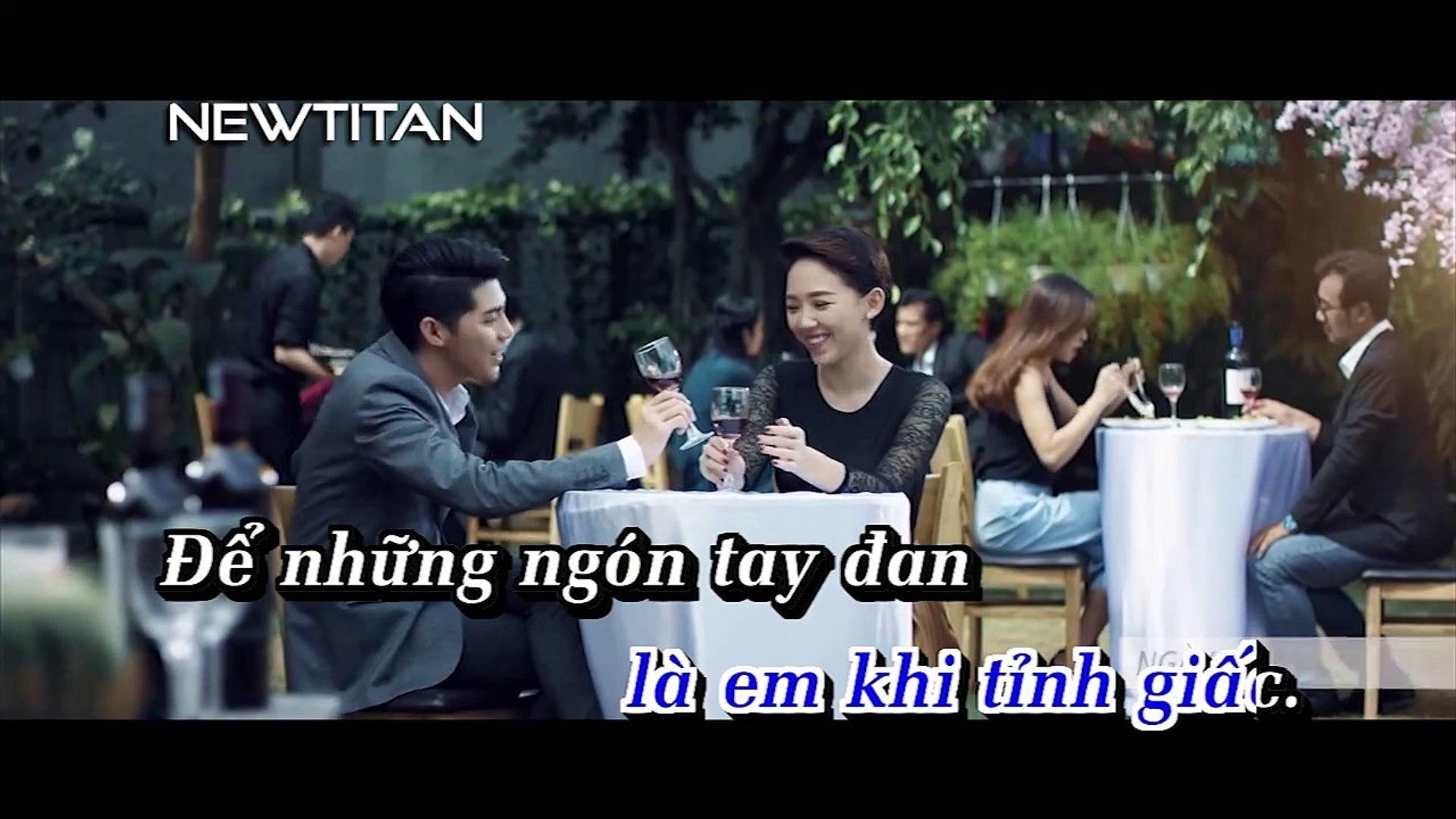 [Karaoke] Như Vậy Mãi Thôi - Noo Phước Thịnh [Beat]