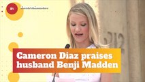 Cameron Diaz Really Loves Benji Madden