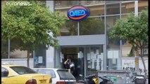 A görög munkanélküliség rekord alacsony