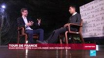 """Egan Bernal, vainqueur du Tour de France: """"Je me réveille à peine de ce rêve"""""""