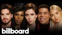 Adam Lambert, Hayley Kiyoko, Tegan Quin, ILoveMakonnen & Big Freedia Discuss Activism, Gender Identity & More | Billboard Pride