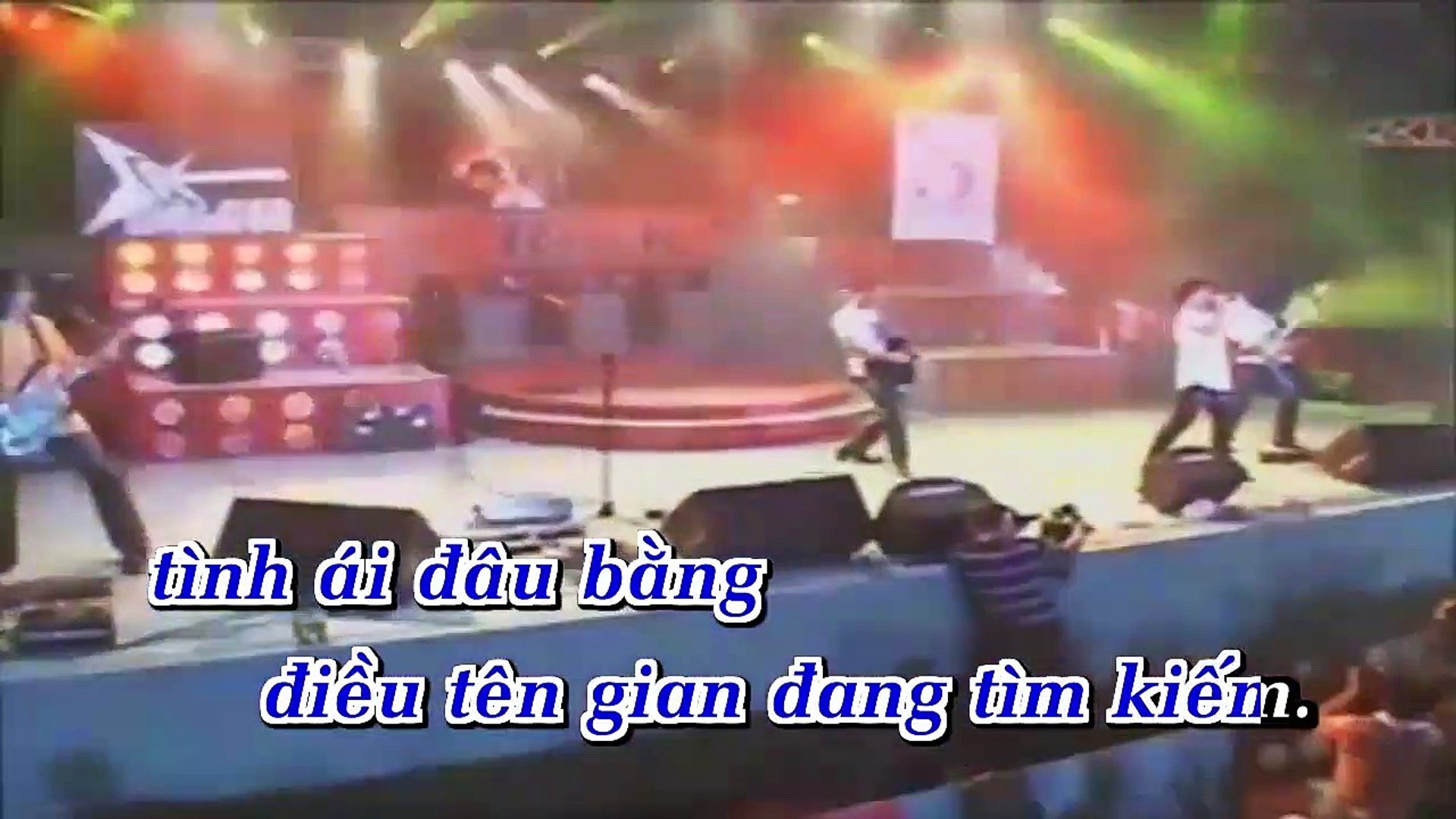 [Karaoke] Dấu Vết Nghiệt Ngã - Bức Tường [Beat]