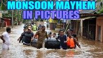 Maharashtra, Karnataka and several other states reel under floods | Oneindia News