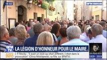 Signes: Jean-Mathieu Michel recevra la légion d'honneur à titre posthume ce vendredi