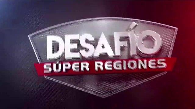 Desafío Súper Regiones Capitulo 7 (Lunes 27 de Mayo) HD