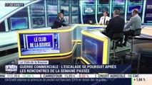 Le Club de la Bourse: Michel Martinez, Stéphane Déo, Jean-Jacques Friedman et Andréa Tueni - 08/08