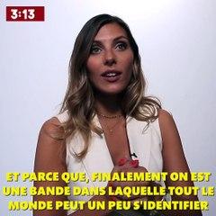 Camille Cerf, l'ancienne Miss France se raconte en 7 secondes !