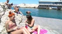 Fill the bottle : un défi pour ramasser les mégots de cigarettes à la plage