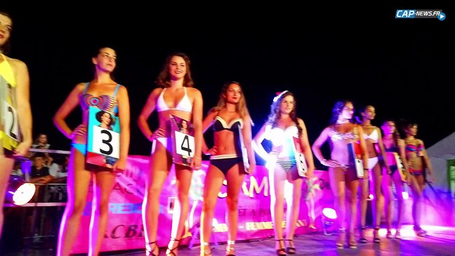 Election Miss Beauté 2019  Cap d'Agde