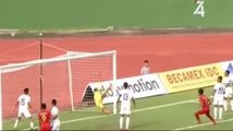 Timnas Indonesia U-18 Menang Telak atas Timor Leste