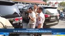 Demo soal Karhutla, Kapolda Riau Usir Dua Mahasiswa dari Lokasi Rapat