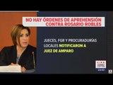 ¿Cuánto tiene Rosario Robles en su cuenta bancaria bloqueada? | Noticias con Ciro Gómez Leyva