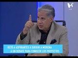 Alejandro Rojas retó a los aspirantes a dirigir Morena a debatir con él
