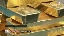 L'or séduit toujours plus les investisseurs