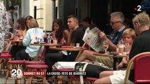 Sommet du G7 à Biarritz : l'inquiétude des riverains et commerçants