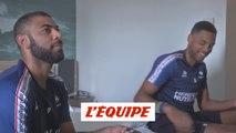 Ngapeth et Bultor se chambrent sur FIFA - Volley - WTF