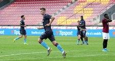 Trabzonspor'a Prag'da hayat veren Sörloth, sosyal medyayı salladı!