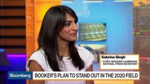 Sabrina Singh, Cory Booker Campaign National Press Secretary on Booker's Policies