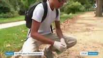 Environnement : ramasser les mégots devient tendance