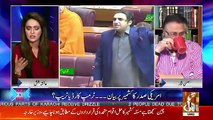 Hassan Nisar Response On PMLN's Stand On Mariym Nawaz's Arrest..