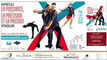 Championnats québécois d'été 2019 présenté par Kloda Focus Événements, Novice Danse sur tracé