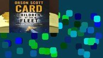 Full E-book  Children of the Fleet (Fleet School)  For Kindle