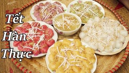[寒食节] Cold Food Festival - This Is Vietnamese Traditional Dessert For This Day