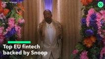 Snoop respalda startup líder de tecnología financiera