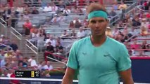 No. 1 seed Nadal advances to Rogers Cup quarter-finals with win over Pella