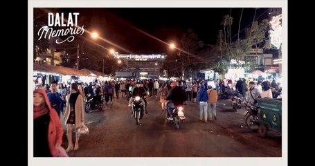 Dạo quanh Chợ đêm Đà Lạt cùng người    ĐÀ LẠT MEMORIES