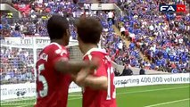 Manchester United 3-1 Chelsea (2010 Community Shield)  Goals & Highlights
