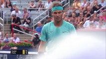 ATP Montreal: Nadal bt Pella (6-3 6-4)
