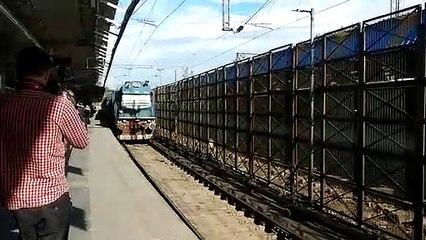 Samjhauta Express arrives in Delhi
